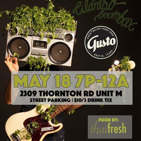 West Austin Studio Tour - 2nd Weekend Kickoff Party