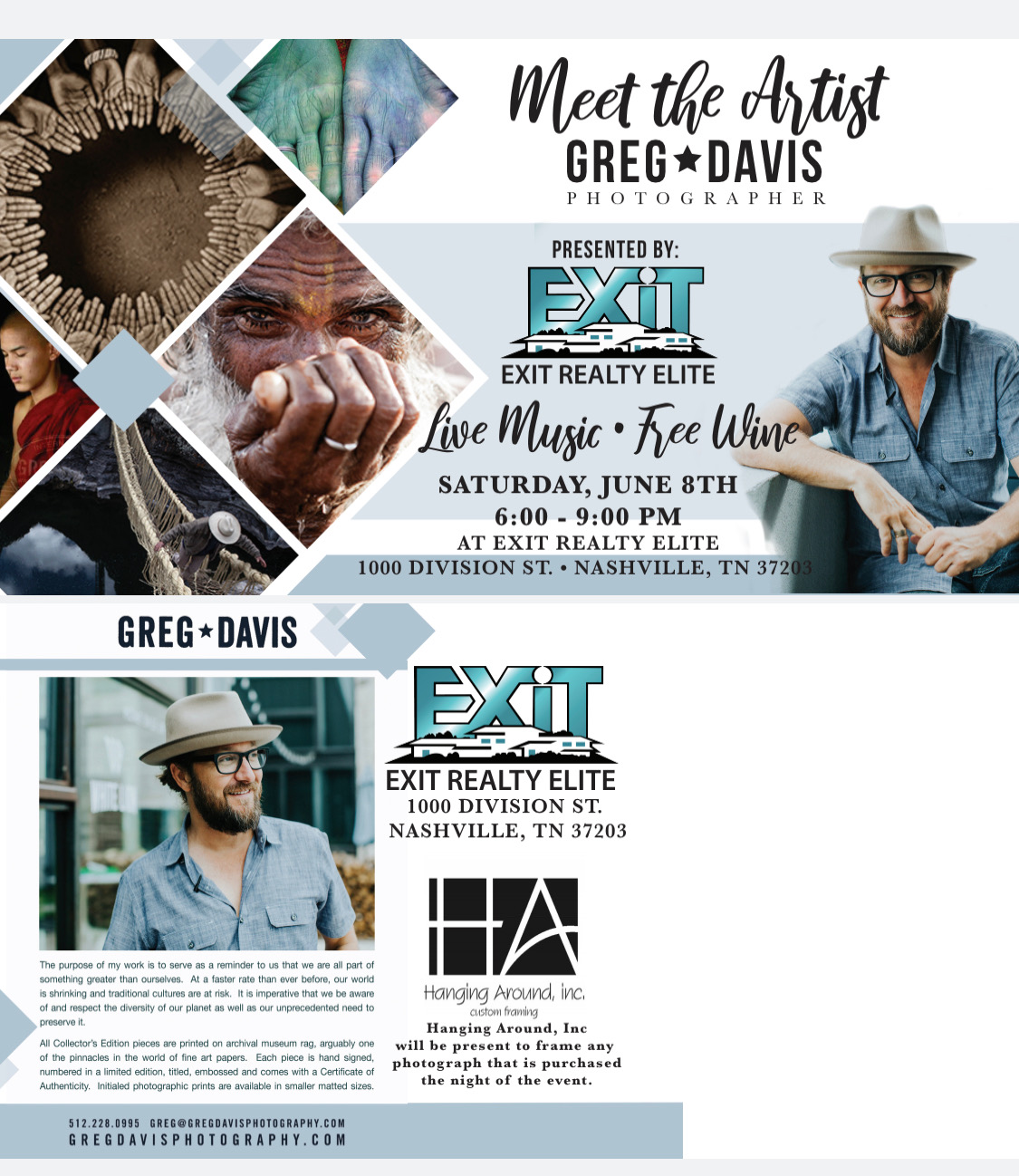 Exhibition at Exit Realty Elite Gulch
