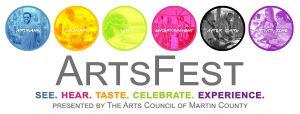 ArtsFest Stuart - 3rd IN SHOW