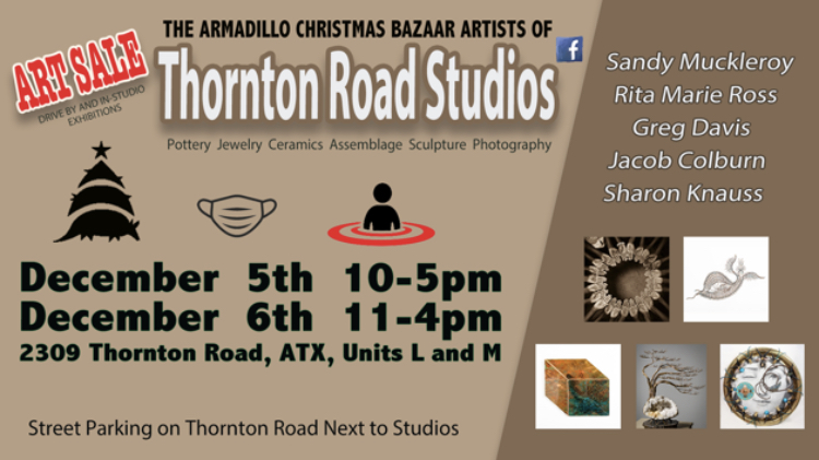 Thornton Road Studios Art Sale